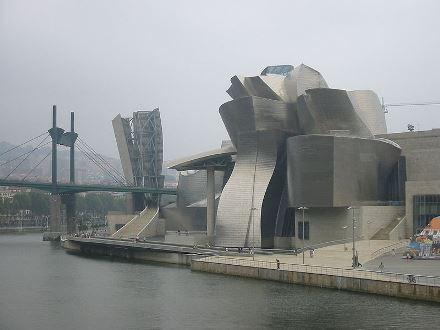 Ensivaikutelmia Guggenheim kakkosesta