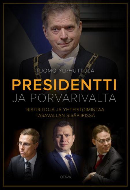 Sauli Niinistö edistää kaikin voimin Suomen kansan menestystä