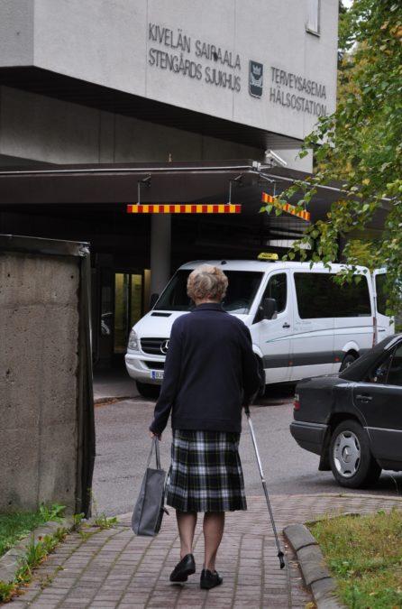 Korona todistaa, että senioreille on turvattava hyvät lähiterveyspalvelut