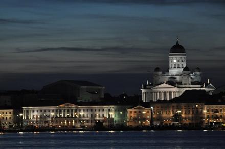 Kauppa ja merenkulku vetävät Helsinkiin tulevaisuudessakin