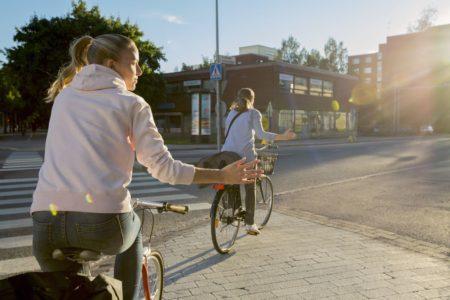 Pakollinen ajokortti myös pyöräilijöille